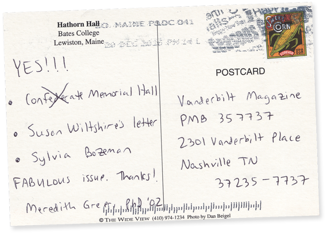 Reader-postcard