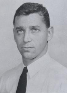 Kutner during medical school