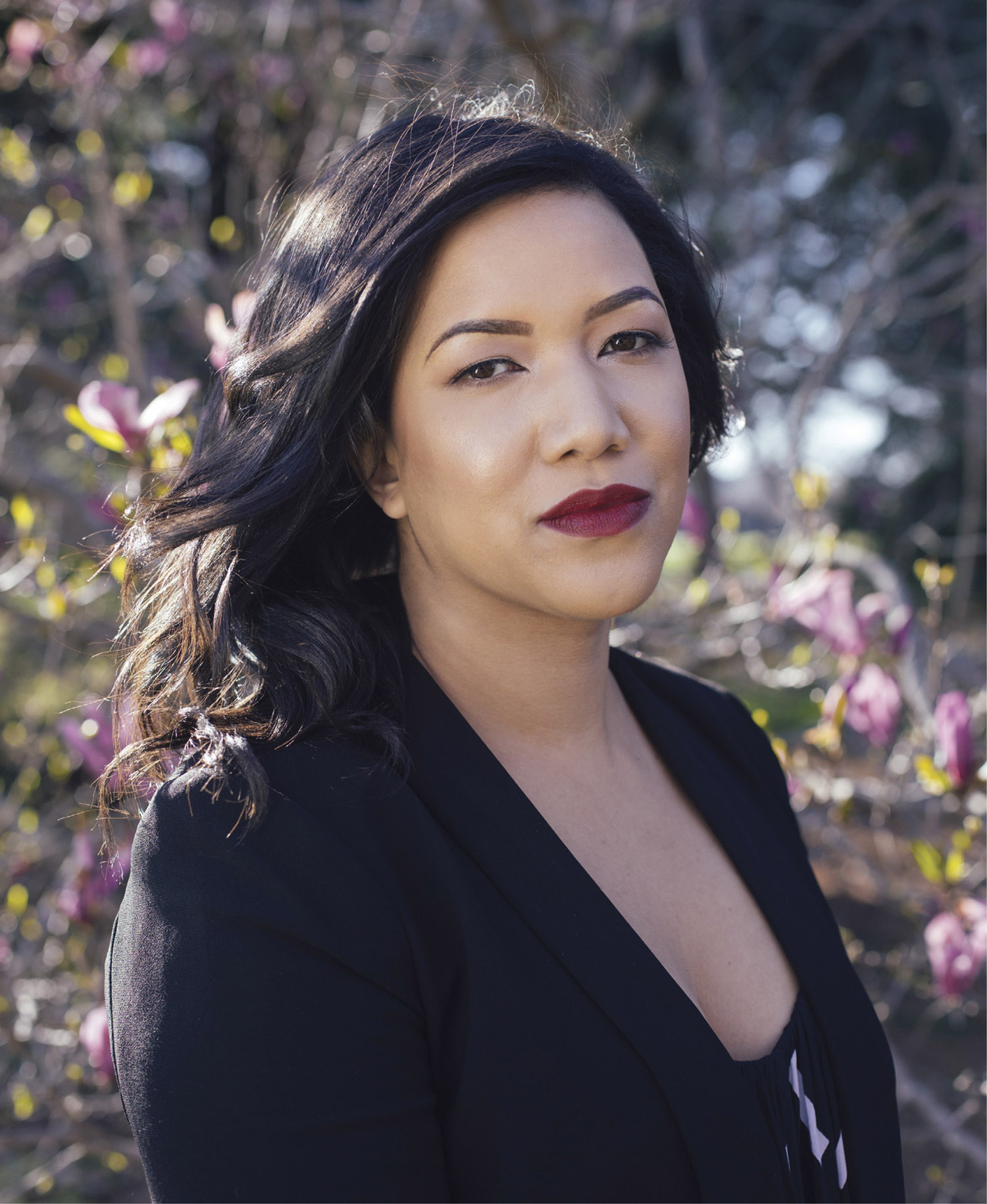 Drawing upon a rich background of life experiences and an unflinching desire to challenge injustice, Tiana Clark has emerged as one of America's most electrifying new poets. (DANIEL MEIGS)