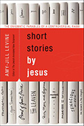 Short Stories of Jesus cover