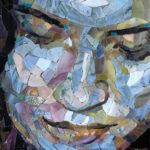 mosaic by Carol Shelkin