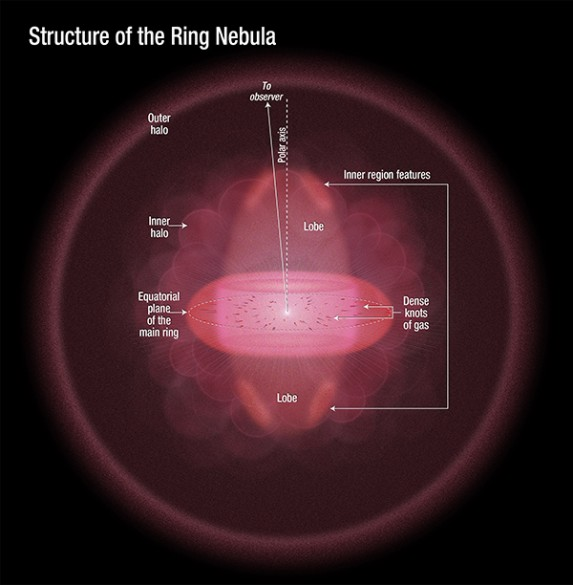 Nebula diagram