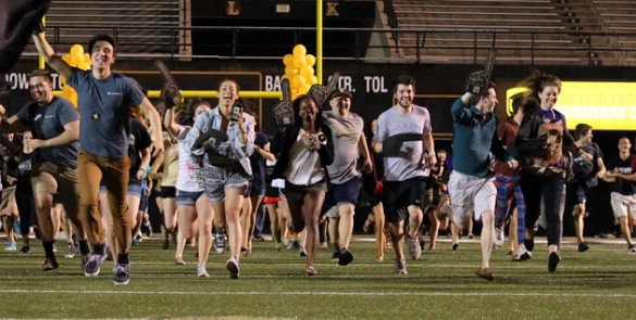 Vanderbilt celebrates inaugural Giving Day