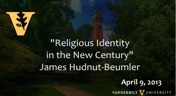 "James Hudnut-Beumler: ""Religious Identity in the New Century"""