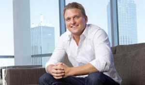 Entrepreneur Cam Chalmers built a rejected class project into a multimillion-dollar educational software company