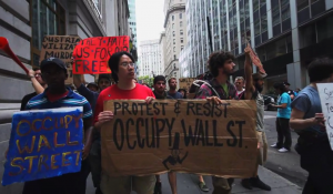 VUCast Newscast: Occupy Wall Street
