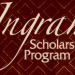 Twelve students chosen as newest class of Ingram Scholars