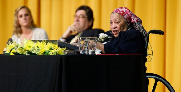 Toni Morrison Senior Day address