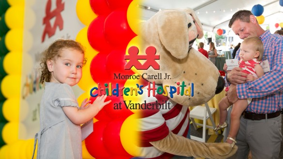 Monroe Carell Jr. Children's Hospital Holds Construction Expansion Celebration
