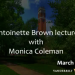 "Rev. Monica A. Coleman: ""Iyanla Vanzant, Black Women's Spirituality and the Oprah Effect: Straddling and Merging Religious Difference"""