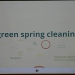 Green Bag Luncheon Series: Green Spring Cleaning