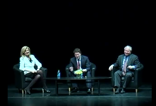 "Arianna Huffington, William Kristol: ""How Does the Media Speak to the Middle Class"""