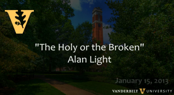 "Unlikely ascent of ""Hallelujah"" topic of Vanderbilt lecture"