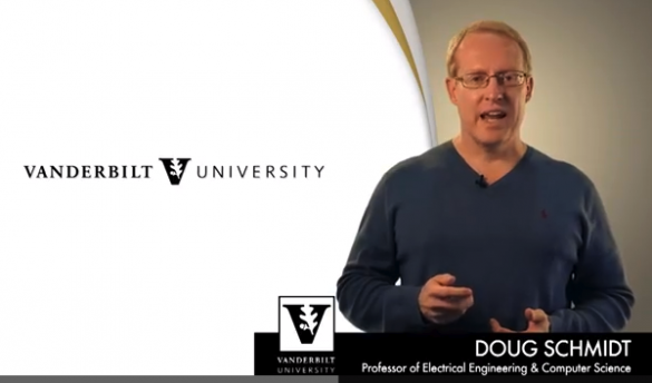 Vanderbilt on Coursera: Pattern-Oriented Software Architectures for Concurrent and Networked Software