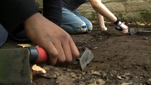 Vanderbilt Students Digging Into The Past